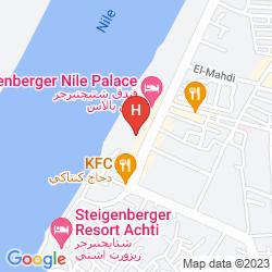 Mappa PYRAMISA ISIS HOTEL & SUITES