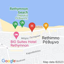Mappa STERIS BEACH
