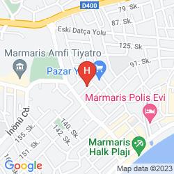 Mappa AEGEAN PRINCESS