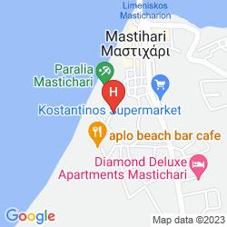 Mappa NEPTUNE RESORT