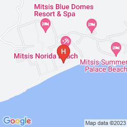 Mappa SUMMER PALACE