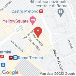 Mappa VENETIA PALACE