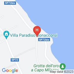 Mappa CIRUCCO VILLAGE