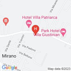 Mappa VILLA PATRIARCA