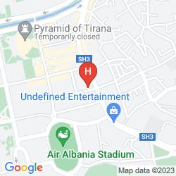 Mappa ELYSEE