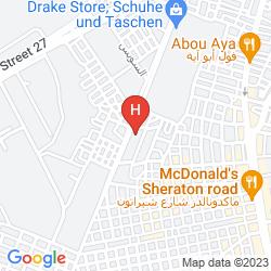 Mappa THE OBEROI SAHL HASHEESH
