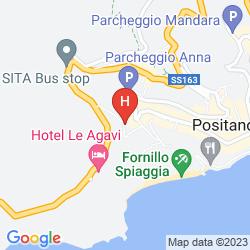 Mappa CONCA D' ORO