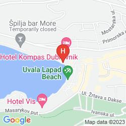 Mappa VILLA WOLFF