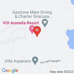 Mappa VOI ARENELLA RESORT