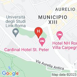 Mappa VILLA AURELIA