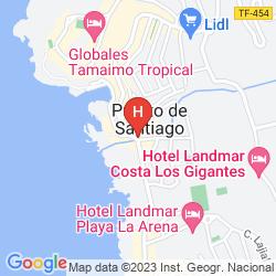 Mappa ALLEGRO ISORA