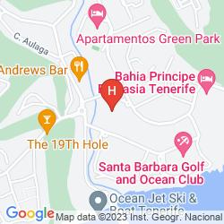 Mappa MUTHU ROYAL PARK ALBATROS