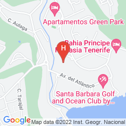 Mappa ROYAL PARK ALBATROS