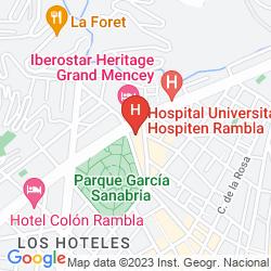 Mappa TABURIENTE