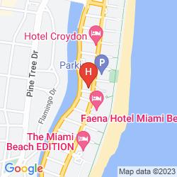 Mappa ATLANTIC BEACH