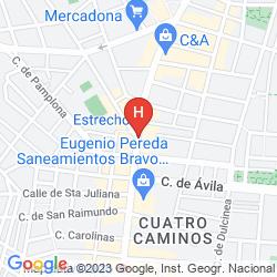 Mappa 4C BRAVO MURILLO