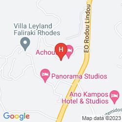 Mappa ACHOUSA