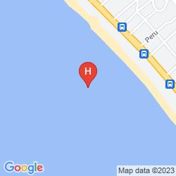 Mappa AQUA HOTEL PUNTA DEL ESTE