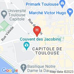 Mappa LE GRAND BALCON