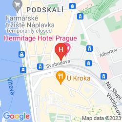 Mappa PARK INN