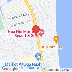 Mappa DHEVAN DARA RESORT & SPA