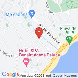 Mappa P&V BENALMADENA PRINCIPE