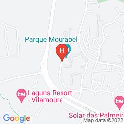 Mappa PARQUE MOURABEL