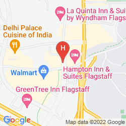 Mappa SPRINGHILL SUITES FLAGSTAFF