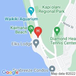Mappa LOTUS HONOLULU