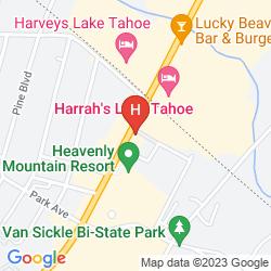 Mappa EMBASSY SUITES LAKE TAHOE - HOTEL & SKI RESORT