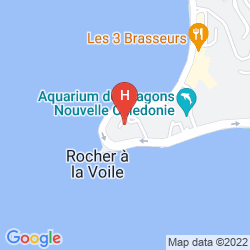 Mappa LE SURF