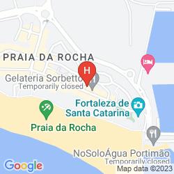 Mappa ALGARVE MOR