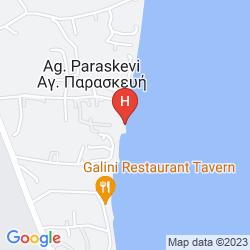 Mappa VILLA LA MAISON