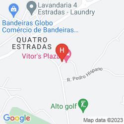 Mappa VITOR'S PLAZA