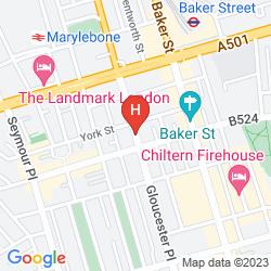 Mappa 82 LONDON