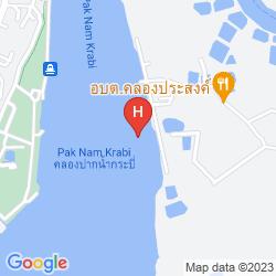 Mappa NANTRA DE DELUXE