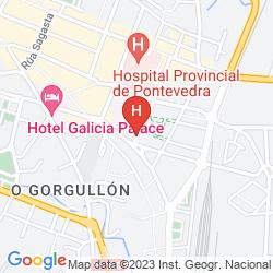 Mappa HOTEL ROOM