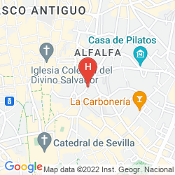 Mappa CORRAL DEL REY
