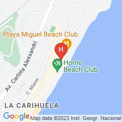 Mappa PLAZAMAR