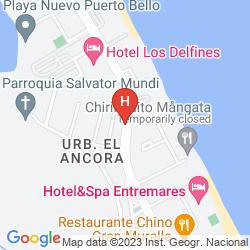 Mappa ISLA GROSA