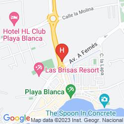 Mappa HD PUEBLO MARINERO - ADULTS ONLY