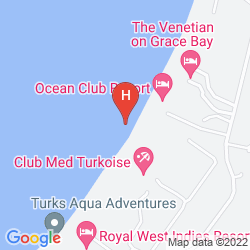 Mappa SOMERSET ON GRACE BAY