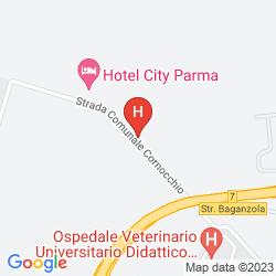 Mappa CITY PARMA