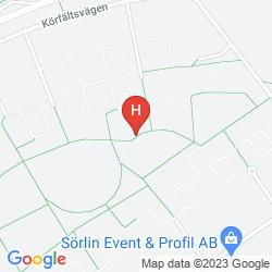 Mappa BEST WESTERN HOTEL ETT