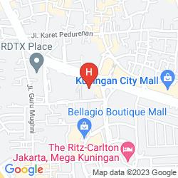 Mappa SOMERSET GRAND CITRA