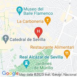 Mappa ALCANTARA