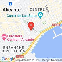 Mappa ALAMO
