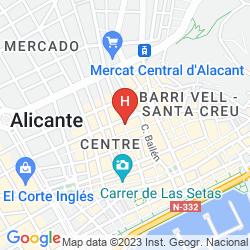 Mappa RIALTO