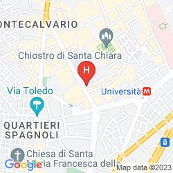 Mappa L'ALLOGGIO DEI VASSALLI