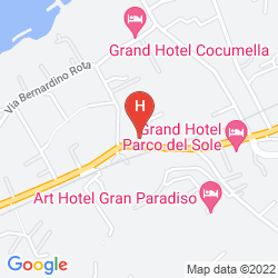 Mappa IL ROSETO RESORT
